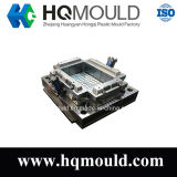 Plastic Multipurpose Crate Injection Mould Basket Mould