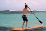 EVA Inflatable Stand up Sup Paddle Boards with Oars