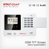 Alarm System with LCD Display and Voice Fire Protection for Home, Store, School, Factory, Hopital etc.