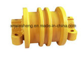 China Supplier Takeuchi Undercarriage Track Roller Bottom Roller for Mini Excavator Parts Machinery Parts
