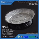 Aluminum Foil Container Mould Ma01
