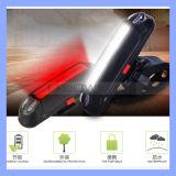 USB Rechargeable 150 Lumen 6 Mode Rear Bike Tail Light