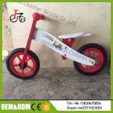 2017 New Design Wooden Balance Bike for Children/Adjustable Seat Kid Bike for 3-10 Years Old Child