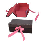 Shoes or Boot High Quality Folding Gift Box