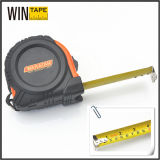 ABS Plastic Stanley Rubber Covered Steel Tape Measure (RUT-007)
