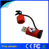 Promotional Gift Fire Extinguisher PVC USB Flash Pendrive 8GB