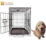 Miniature Poodle Metal Dog Cage