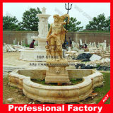 Stone Granite Marble Carving Water Fountain