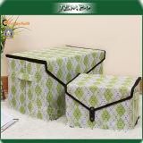 Eco-Friendly Pattern Non Woven Storage Box Lockable