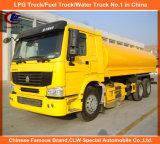 Diesel Fuel Transportation in 20m3 Sinotruck HOWO Oil Dispenser Truck