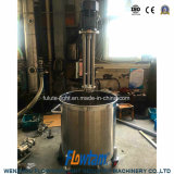 Excelllent High Shear Emulsifier in Tank with Hydraulic Lifting