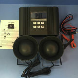 50W Speaker Bird Sound MP3 Player (Deep Green)