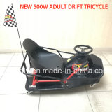 China Supplier Cheap 500W Electric Drift Trike Adult Go Kart