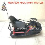 China Supplier Cheap 500W Electric Drift Trike Adult Go Kart