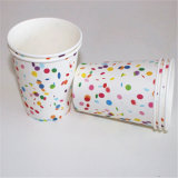 Disposable&Eco-Friendly Party Custom Printed Paper Cups for Party Supplies