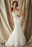 2016 Lace Beaded Sexy Bridal Wedding Dresses Wd1325