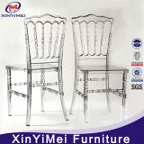 High Quality Wedding Clear Polycarbonate Resin Napoleon Chair