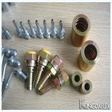 CNC Mechanical Hydraulic Hose Pipe Fitting and Accessories