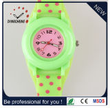Promotion Kids Wristwatch Student Watches Silicone Rubber Watch (DC-264)