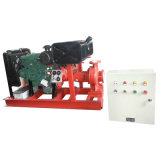 Diesel Engine Automatic Fire Fighting Water Pump