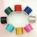 Made in China Hot Sale Professional Color Paint Coated Iron Wire