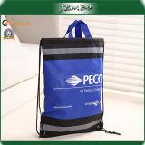Logo Printing Non Woven Drawstring Backpack Bag
