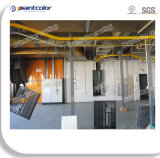 Overhead Chain Conveyer Automatic Powder Coating Line
