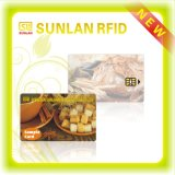 Printed Two-Side Contact Sle4442 Smart Card