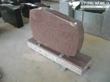 Granite Tombstone Design Mounment for American