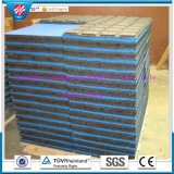 EPDM Recycled Sports Courts Gym Rubber Flooring Tiles