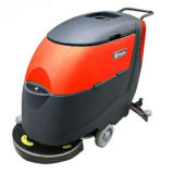 Cheap China Manufacture Electric Floor Cleaning Cleaner in Grey