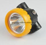 Bk2000 Lithium Ion Battery Headlamp LED Miner Mining Cap Lamp Mine Light