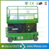 6m Automatic Mobile Aerial Working Lift with Man Lift Platform