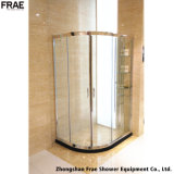 Tempered Glass Bathroom Shower Screen Shower Cabin Shower Box Simple Shower Room with Shelf
