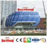 Rucobond ACP Aluminum Composite Panel Wall Cladding