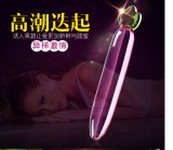 Crystal Vibrator Dildo Sex Toy for Women Ij-S10019