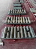 Customized Jaw Plate for Jaw Crusher