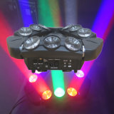 18/45CH 9*10W LED Spider Moving Head LED Light