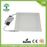 3W 6W 9W 12W 15W 18W 20W 24W 85V-265V Super Thin LED Panel Lamp Light