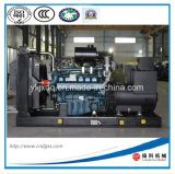 100kw /125kVA Diesel Generator Powered by Doosan Engine