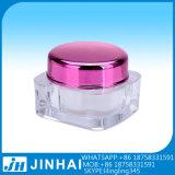 (T) Hot Transparent Acrylic Jar Cosmetic Jar