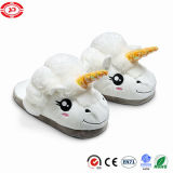 Plush Unicorn White Soft Warm Shoe Girl Slippers