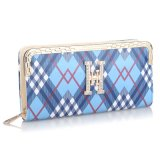 Wholesale Many Stock Fashion Brand Wallet Leather Purse Bag (XQ0636)