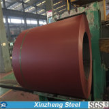 Matt Surface Prepainted Steel Coil/ PPGI Steel Coil with Wrinkle Surface