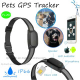 Waterproof IP66 Pets Mini GPS Tracking Devcie (EV-200)