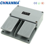15A 250V Foot Switch for Press Brake/Spdt Electronic Foot Switch/Wireless Push Button Foot