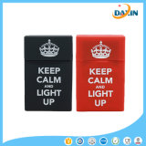 Customized Designs Wholesale Unique Eco-Friendly Silicone Cigarette Case
