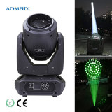 Rainbow Prisms Sharpy 250W Super Beam Moving Head Stage Lights for Party Wedding