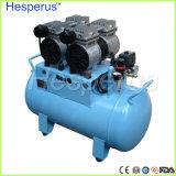 60L Dental Silent Oilless Air Compressor
