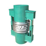 Single Hinged Expansion Joint for Piping System